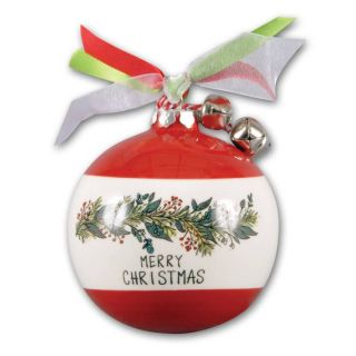 GARLAND MERRY CHRISTMANS ORNAMENT