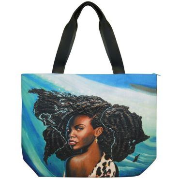 Fearfully and Wonderfully Made Canvass Handbag