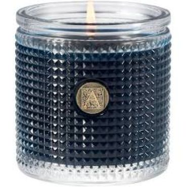 Aromatique -The Smell of Winter - Textured Glass Candle
